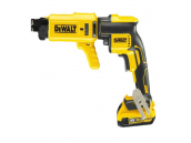 DEWALT DCF620D2K-GB 18V XR Brushless Collated Screwdriver