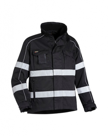 4051 Blaklader Industry Service Jacket
