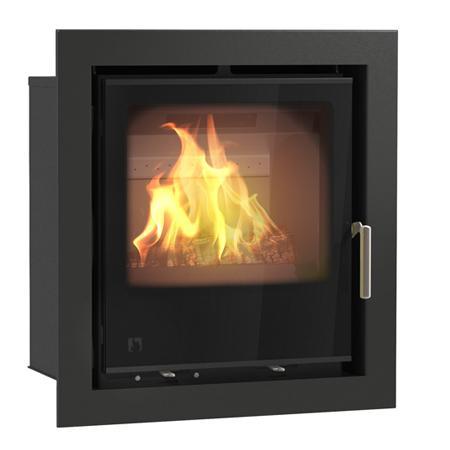 Arada iSeries i500 Inset Convector Multi Fuel / Wood Burning Stove