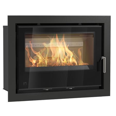 Arada iSeries i750 Inset Convector Multi Fuel / Wood Burning Stove