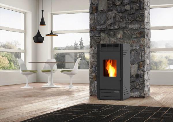Asia 7 kw Pellet Room Heater