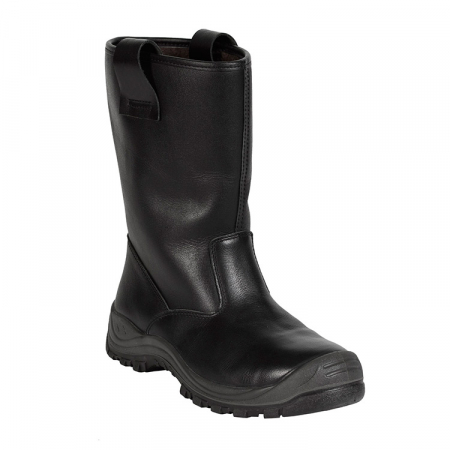 2303 SAFETY BOOTS - FUR LINED