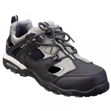 2428 SAFETY SANDAL - COMPOSITE TOECAP
