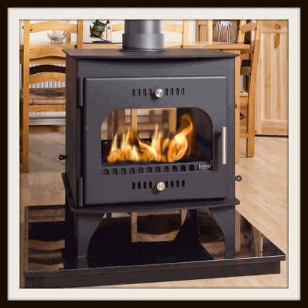 Carraig Mor Double Sided Dry Stove