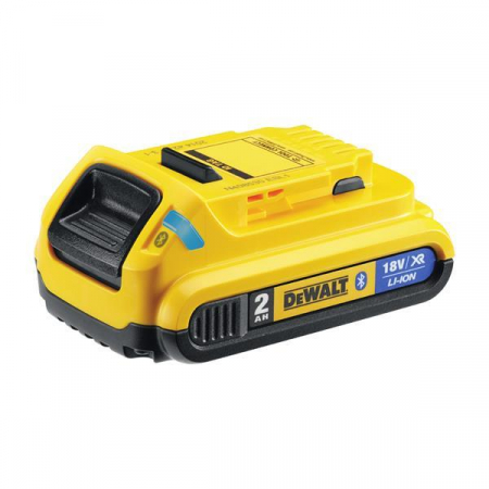 DeWALT DCB183B-XJ 18V 2.0Ah Bluetooth Battery