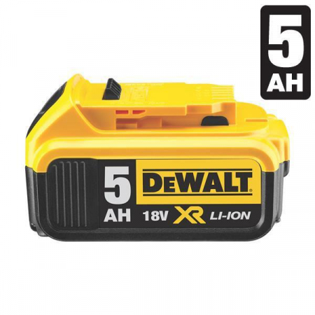 DeWALT XR 18V DCB184 Battery 5.0Ah