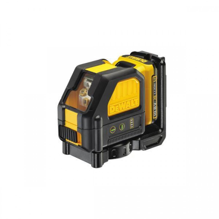 DeWALT DCE088NR-XJ Cross Line Red Beam Laser 10.8V Body Only