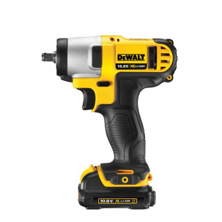 "DeWALT DCF813D2 10.8V XR 3/8"" Impact Wrench 2 x 2.0 Ah Batteries"