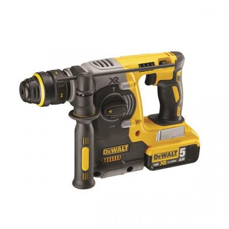 DEWALT DCH273P2 18V XR 5AH Brushless SDS Drill