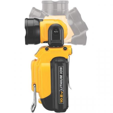 10.8V XR Li-Ion Compact LED Flashlight DCL510N
