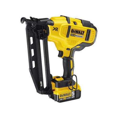 DeWALT DCN660P2 18V 16 Gauge Finish Nailer