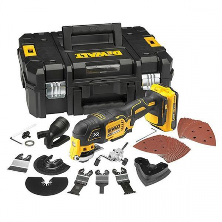 18V XR Brushless Oscillating Multi-Tool DCS355D2