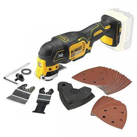 18V XR Brushless Oscillating Multi-Tool Bare Unit DCS355N