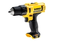 10.8V XR Li-Ion Compact Drill Driver Bare Unit DCD710N