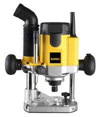 "1400W 1/2"" (12mm) Variable Speed Plunge Router DW622K"