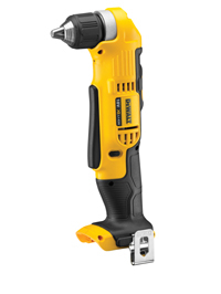 18V XR Li-Ion Right Angle Drill Driver Bare Unit DCD740N
