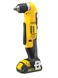 18V XR Li-Ion Right Angle Drill Driver DCD740C1