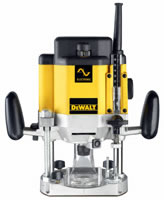 "2000 Watt ½"" (12mm) Variable Speed Plunge Router DW625EK"