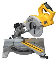 216 mm Crosscut Mitre Saw DW777