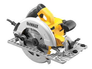 61mm DOC Precision Rail Circular Saw DWE576K