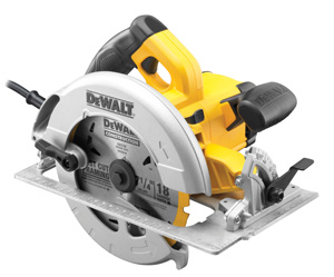 67mm DOC Precision Circular Saw DWE575K