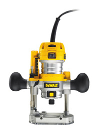 "900W 8mm (1/4"") Variable Speed Plunge Router D26203"