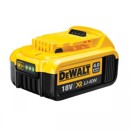 DeWALT DCB182-XJ 18V XR 4.0Ah Li-Ion Battery Pack