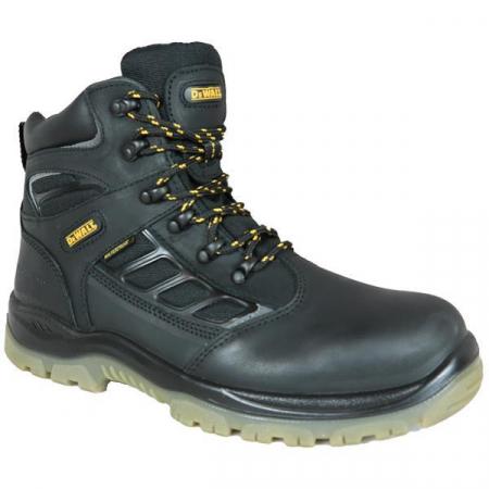 DeWALT Hudson S3 Waterproof Black Safety Boots