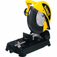 2200 Watt 355 mm Tungsten Carbide Tipped Metal Cutting Chopsaw DW872