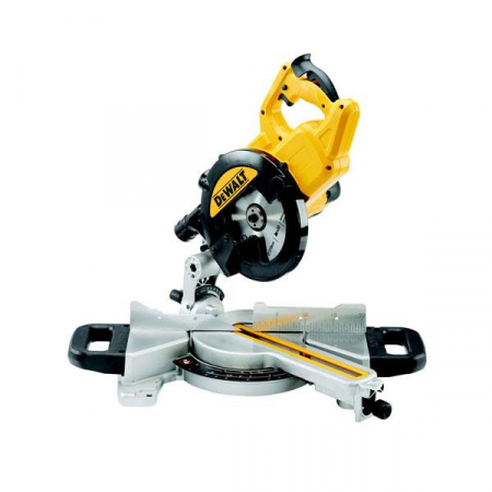 DEWALT DWS774 216mm Slide Mitre Saw w/ XPS