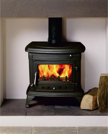 The Derg 12Kw Stove