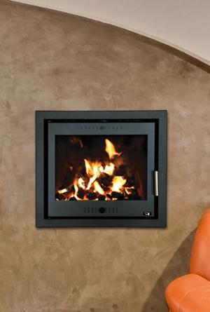 Henley Porto 600 Cassette Fire