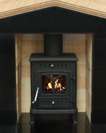 Henley The Suir Stove