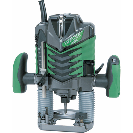 M8V2 1/4 IN VARIABLE SPEED ROUTER