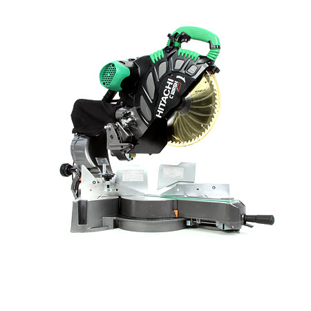 C12RSH 305MM SLIDE COMPOUND MITRE SAW WITH LASER MARKER