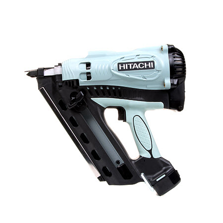 NR90GC2 CORDLESS GAS FRAMING NAILER - CLIPPED HEAD NAILS