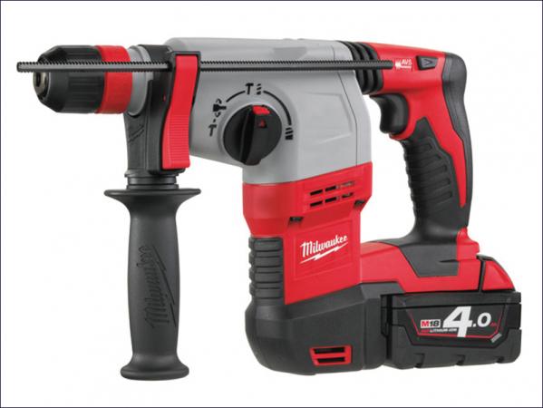MILHD18HX4 M18 HD18 HX-4 SDS Plus 3 Mode Rotary Hammer 18 Volt 2 x 4.0Ah Li-Ion