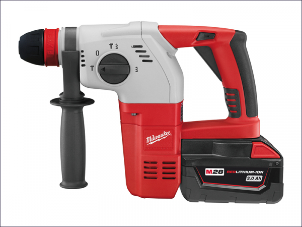 MILHD28HX3 M28 HD28HX-32C Heavy-Duty SDS Plus 3 Mode Rotary Hammer 28 Volt 2 x 3.0Ah Li-Ion