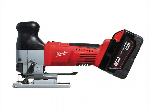 MILHD28JSB3 M28 HD28 JSB-32C Heavy-Duty Body Grip Cordless Jigsaw 28 Volt 2 x 3.0Ah Li-Ion