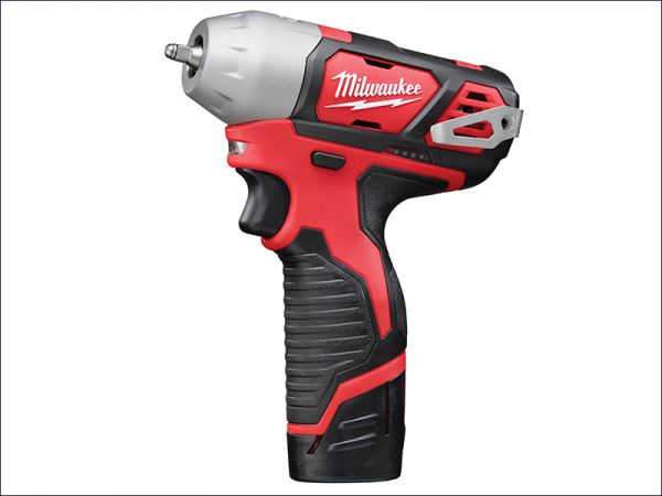 MILM12BIW142 M12 BIW14-202C Sub Compact 1/4in Impact Wrench 12 Volt 2 x 2.0Ah Li-Ion