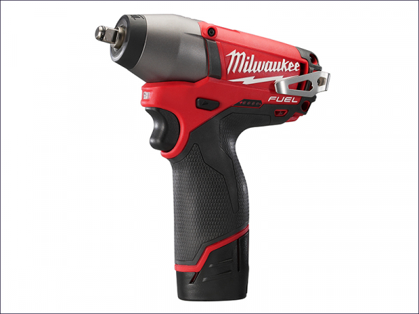 MILM12IW380F M12 Fuel™ CIW38-0 Compact 3/8in Impact Wrench 12 Volt Bare Unit