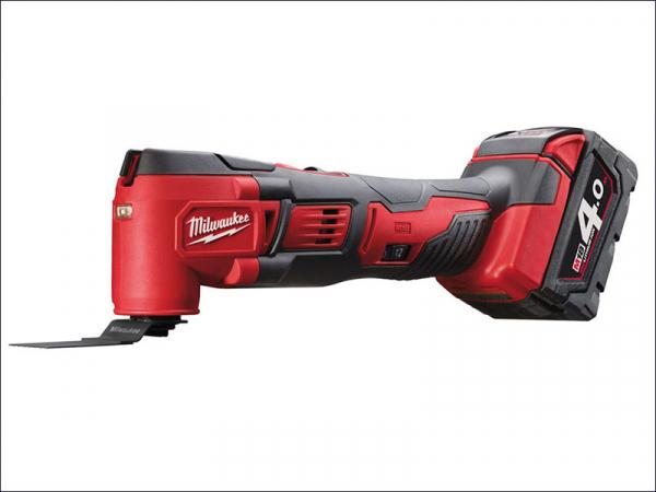 MILM18BMT42 M18 BMT-421C Multi-Tool 18 Volt 1 x 4.0Ah, 1 x 2.0Ah Li-Ion Batteries