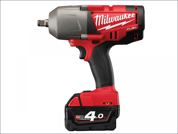 MILM18HIW34F M18 Fuel™ CHIW-402C Friction Ring 3/4in Impact Wrench 18 Volt 2 x 4.0Ah Li-Ion