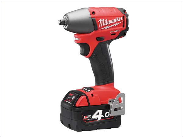 MILM18IW384F M18 Fuel™ CIW38-402C Compact 3/8in Impact Wrench 18 Volt 2 x 4.0Ah Li-Ion