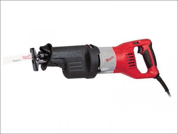 MILSSPE1500L SSPE1500X SAWZALL® D-Handle 1500 Watt 110 Volt