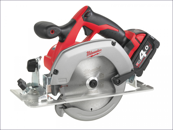MILHD18CS4 M18 HD18 CS-402 165mm Circular Saw 18 Volt 2 x 4.0Ah Li-Ion