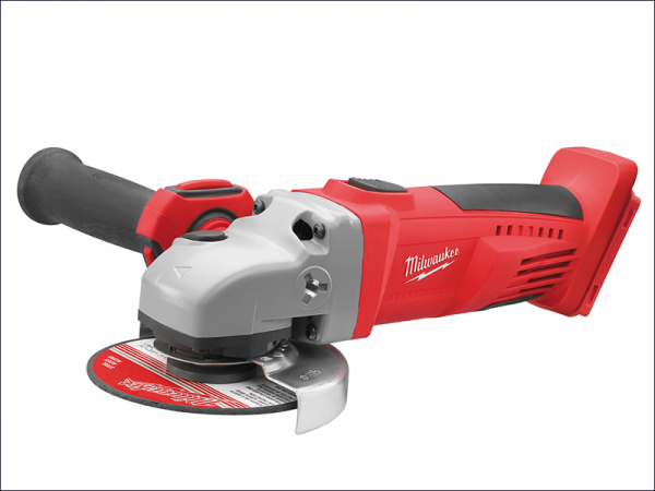 MILHD28AG0 M28 HD28 AG-0 115mm Heavy-Duty Angle Grinder 28 Volt Bare Unit
