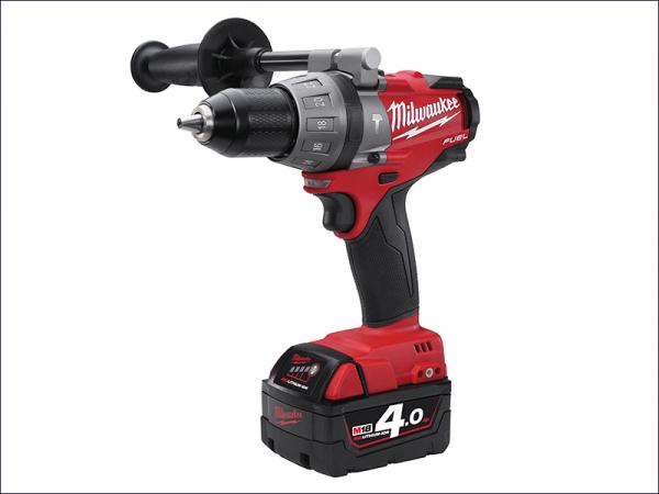 MILM18CPD4F M18 Fuel™ CPD-402C Compact Percussion Drill 18 Volt 2 x 4.0Ah Li-Ion