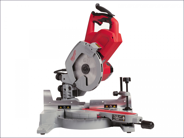 MILMS216SB 216mm Ultra Compact Slide Mitre Saw 1800 Watt 240 Volt