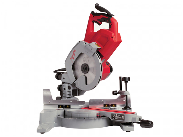 MILMS216SBL 216mm Ultra Compact Slide Mitre Saw 1800 Watt 110 Volt
